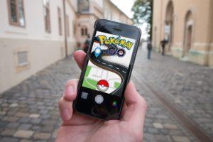 Durch Spiele wie Pokemon Go kann Laufkundschaft generiert werden