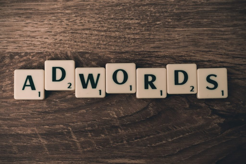 ppc marketing zum Beispiel durch Google Adwords
