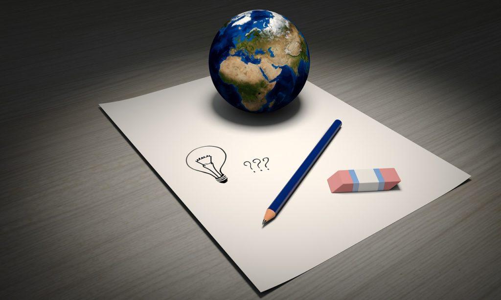 CSR oder auch corporate social responsibility hilft dabei, die Welt ein wenig besser zu machen. Gute Ideen sind wichtig dafür.