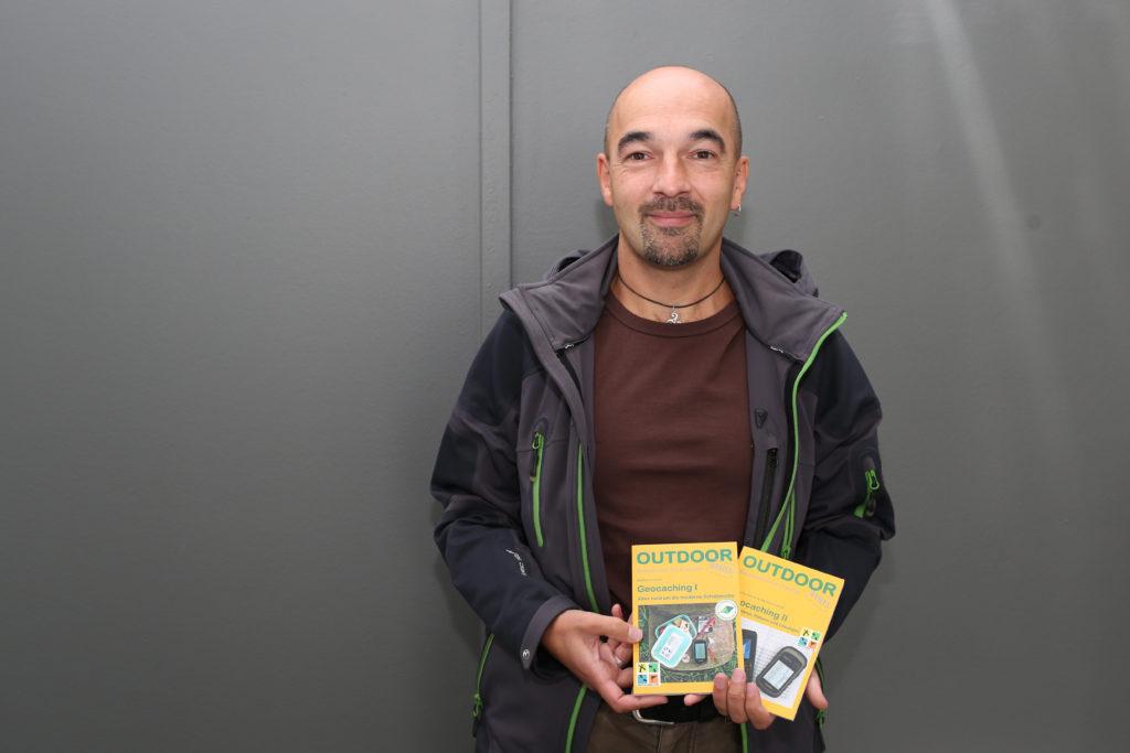 Der Geocaching Influencer Markus Gründel